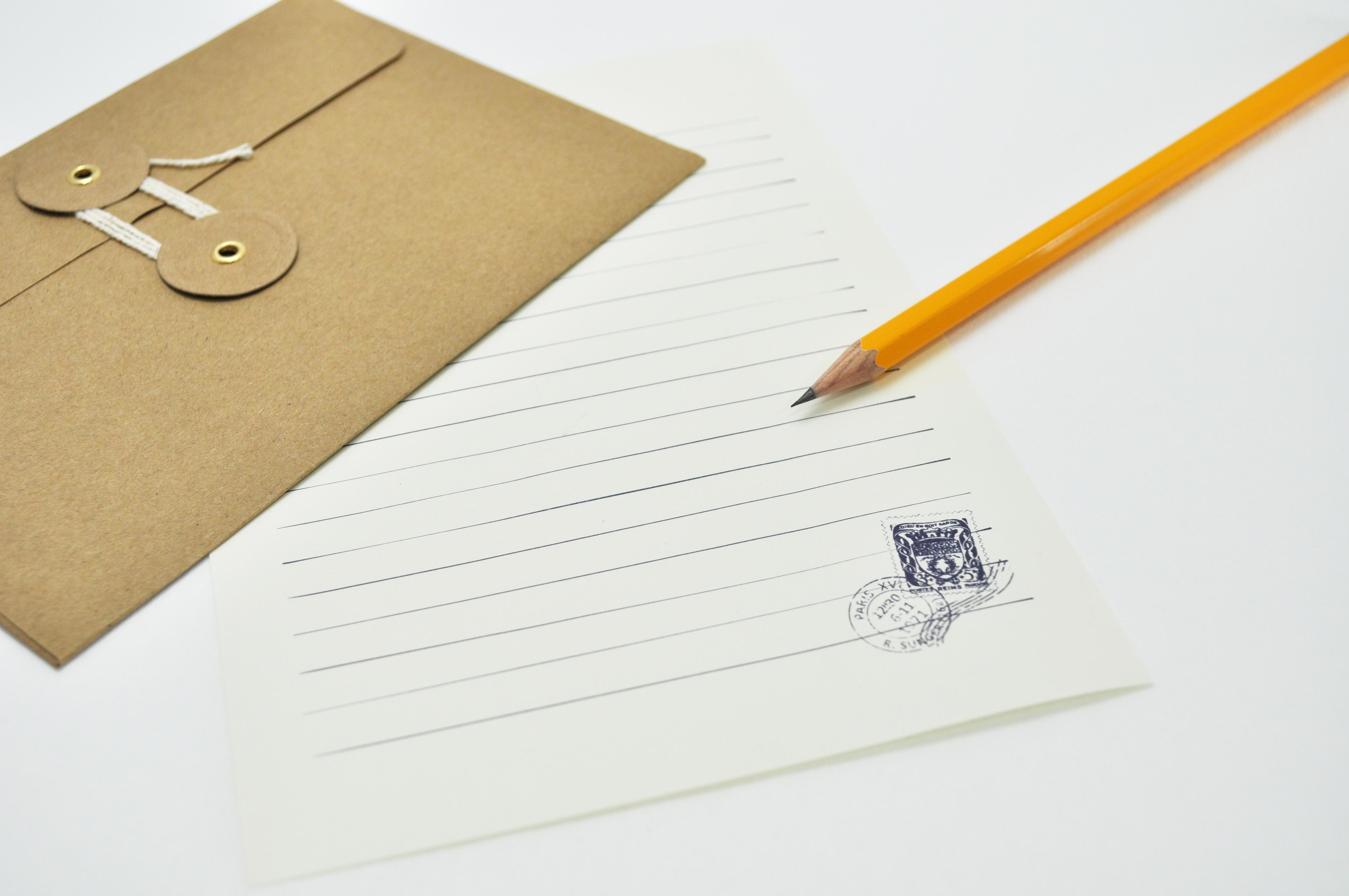 うれしいお手紙たち^^
