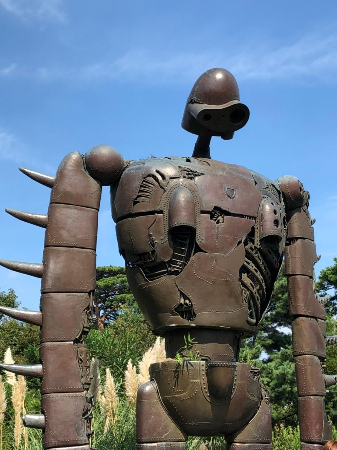 【プライベート】近いけれども初訪問!三鷹の森ジブリ美術館へ★